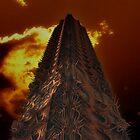 Mars Monolith by James Brotherton