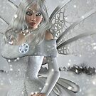 Winter Fairy by ellearden