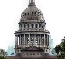 Texas State Capitol by SuddenJim