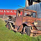 The Shaniko Barn by CarrieAnn