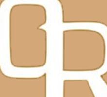 Ouran High School Crest Sticker
