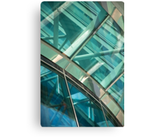 Abstract Window Detail Canvas Print