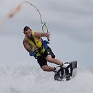 Wakeboarding Action by fnqphotography