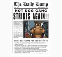 The Daily Dump Newspaper by robertemerald