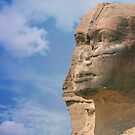sphinx.. by Michelle McMahon