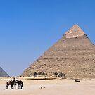 pyramids.. by Michelle McMahon