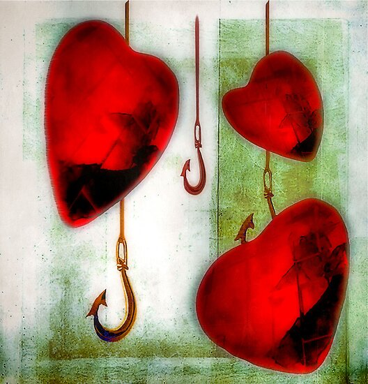 Hearts And Hooks by SuddenJim