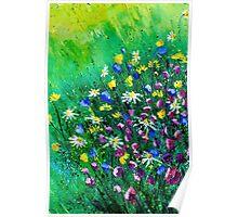 Wild flowers 561150 Poster