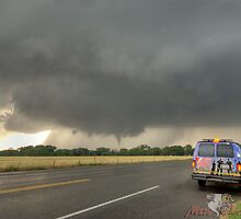 Canton Oklahoma Tornado!  by Jeremy  Jones
