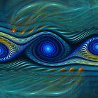 Sparks Rolling  by Beatriz  Cruz