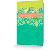 Scatter Joy, Gather Wonder Greeting Card