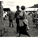 Passersby Rwanda by Melinda Kerr