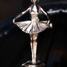 Ballerina - 1913 Wolseley by Marilyn Harris