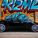 ZR1 - American Graffiti by Rob Smith