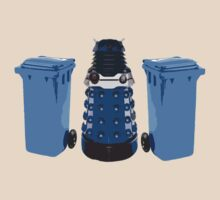 Dalek hide and seek by thealexisdesign
