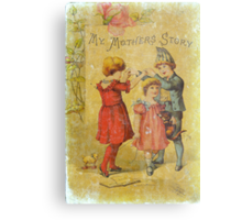 My Mother's Story Metal Print