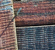 Wooden Weave by Orla Cahill Photography