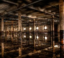 mirror floor by tom  adamson