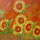 Sunflowers  by olivia-art