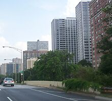 Lake Shore Drive Chicago by TrulyYours