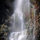 waterfall     by Jeannie Peters