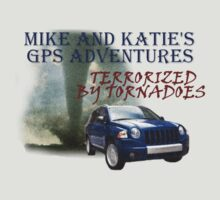 Mike and Katie's Tornado Adventures by Paul Simms