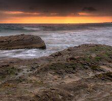 Ocean Glow by Eddie Yerkish