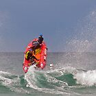 Jan Juc gets air at Wye River by Andy Berry