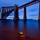 Forth Rail Bridge, Edinburgh, Scotland by Birgit Van den Broeck