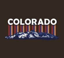 Colorado Mountains by YayShirts