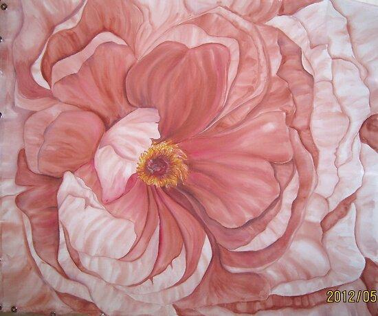 Swirls and layers by Husna Rafath