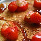 Strawberry Delight! by Ravi Chandra