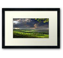 Calm Afternoon Framed Print