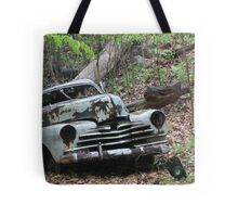 May Old Motor Car Tote Bag