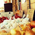 """Local Market"" - Chinatown Ottawa by Liamspero"