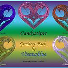 Candystripes Gradient Pack by viennablue