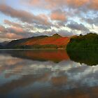 Derwent Water Morning Light by leephotoofyork