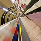 London Underground Colors by DavidGutierrez