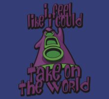 Day of the Tentacle - Take on the World by Faniseto