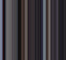 Moviebarcode: Superman (1978) [Simplified Colors] by moviebarcode