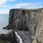 Cliffs at Dyrhlaey, Southern Iceland by k8em
