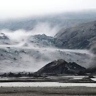 Mist over Slheimajkull  by k8em