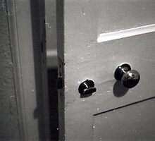 Friends Have Said to Lock the Door by Mandy Kerr