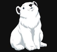 Polar bear by Tunnelfrog
