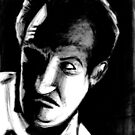 Vincent Price by Zombie Rust