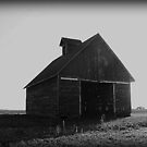Kansas Barn by Sheryl Gerhard