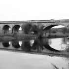Bridge at Tadcaster by k8em