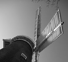 Buttrums Mill by DanStyles