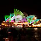 Light Fantastic - Sydney Opera House Vivid by Step9