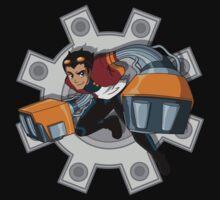 Generator Rex by scarlet-neko